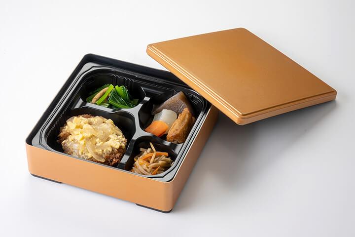 完全調理済食品サービスの食事例