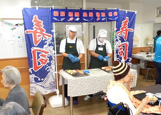 イベント食実施例